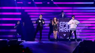 EPIK HIGH (feat. DARA) - 'LOVE LOVE LOVE' LIVE PERFORMANCE