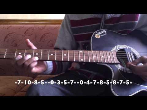 FUR ELISE GUITAR | SINGLE STRING