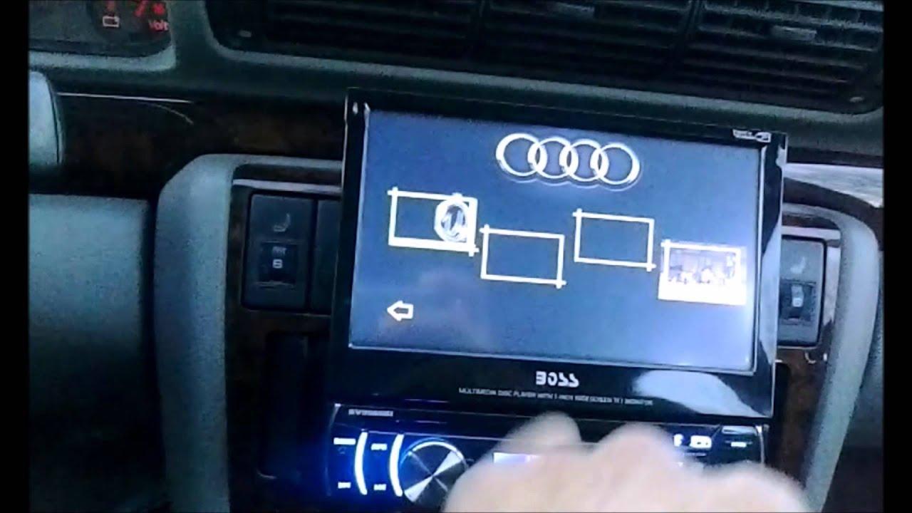 boss bv9986bi full review in car  [ 1280 x 720 Pixel ]