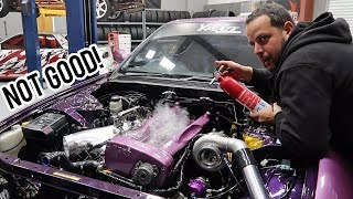 first-start-catastrophe-r33-rb26