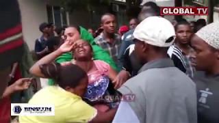 Arusha Ilipozizima wakati Maiti za Wanafunzi Zikiwasili Hospitali ya Mount Meru thumbnail