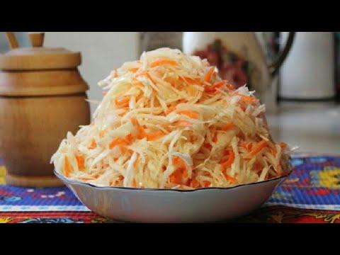 Бабушкин рецепт Квашеной капусты! Лайфак по засолке капусты!