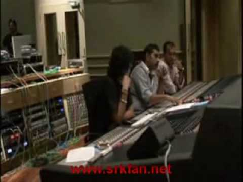 Making of song Sajda from My name is Khan