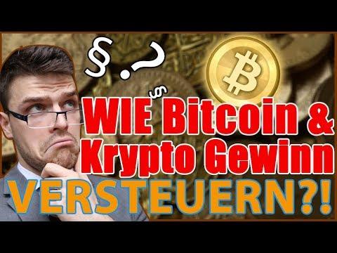 STEUERN auf Bitcoins und Kryptowährungen?! So gehts richtig!