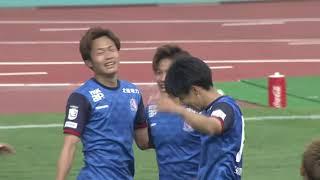 2019明治安田生命J3リーグ カターレ富山 vs ガンバ大阪U-23 のハイライ...