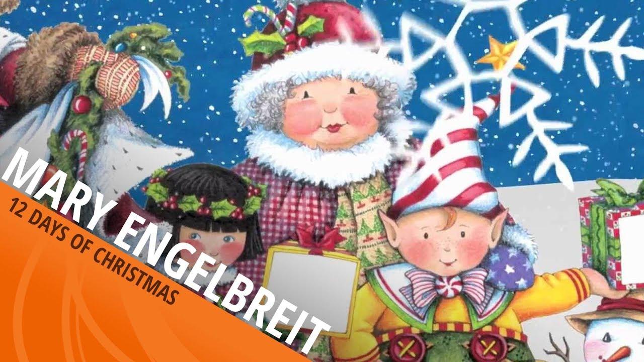 Mary Engelbreit 12 Days Of Christmas YouTube