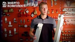 видео Радиаторы алюминевые