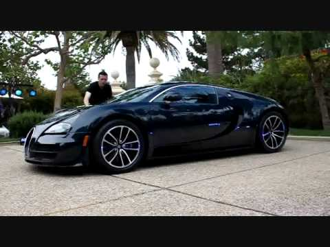 bugatti veyron super sport blue carbon fiber world 39 s 1st. Black Bedroom Furniture Sets. Home Design Ideas