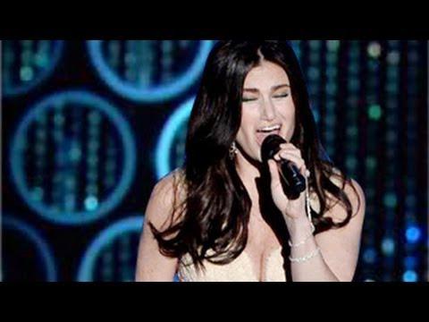 Oscars 2014: Idina Menzel performs 'Let It Go' -- Oscar Winning Best Original Song