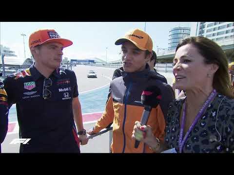 F1: LIVE at the 2019 Russian Grand Prix!