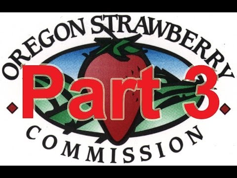 Part 3: Present State of OR Fresh Strawberry Market