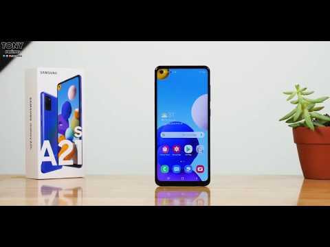 Trải nghiệm thử Samsung Galaxy A21s - Bất ngờ về Exynos 850!!!
