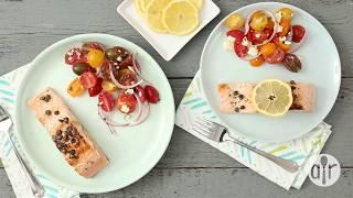How to Make Pan Seared Salmon I | Fish Recipes | Allrecipes.com