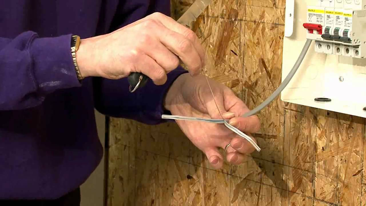 The Practical Skills Series  Cable Termination  Twin