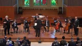 Walton's Façade (Highlights): Stephanie Blythe & Raymond Menard with Met Orchestra Members