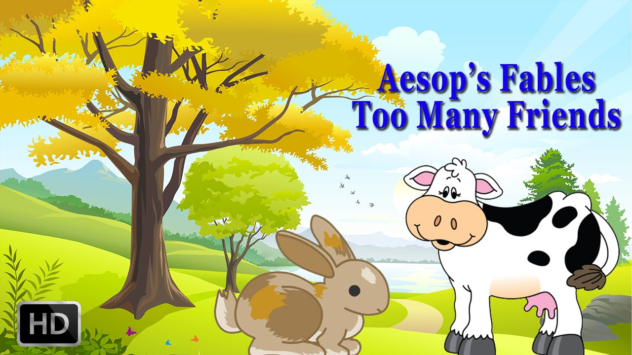 Using Opinions to Justify Morals in Aesop's Fables
