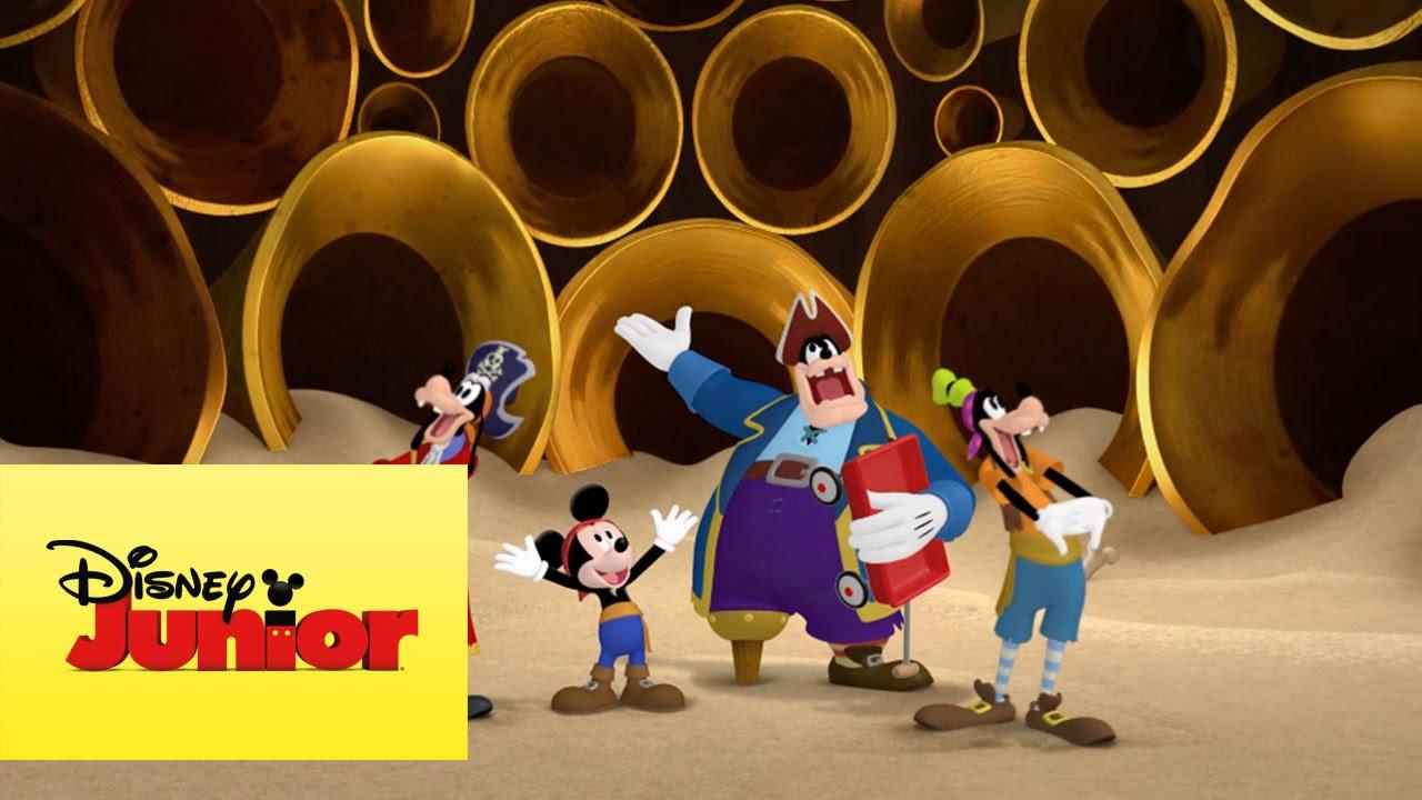 A casa do mickey mouse um tesouro youtube - Youtube casa mickey mouse ...