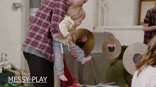 Messy Play  - 30 Seconds