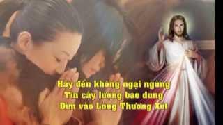 Năm Thánh Lòng  Thương Xót - Đại Lễ Kính Lòng Thương Xót Chúa