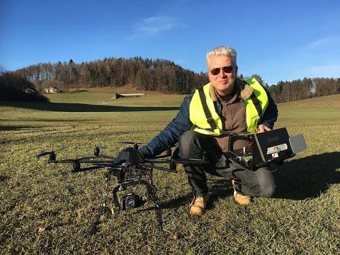 Drohnenpilotausbildung