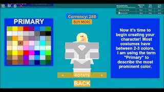 How To Make Supergirl In Super Hero Life (ROBLOX)| NO CURRENCY