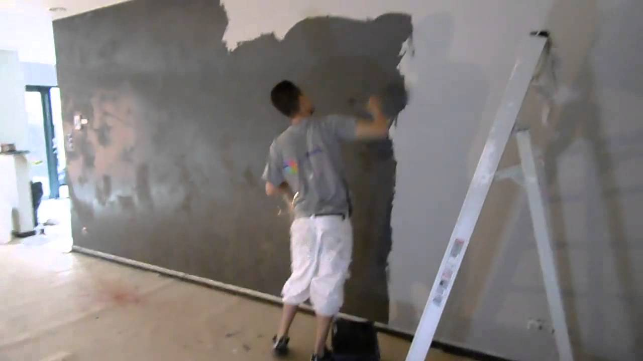 Stucco ambra - Peinture stucco video ...