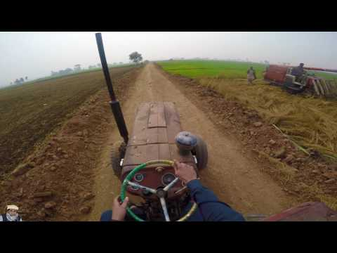 Honda Cg 125 Dream Sialkot Punjab Pakistan Travel Diaries 2016- My Village
