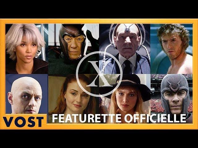 X-Men : Dark Phoenix | Featurette [Officielle] L'Héritage des X-Men | VOST HD | 2019