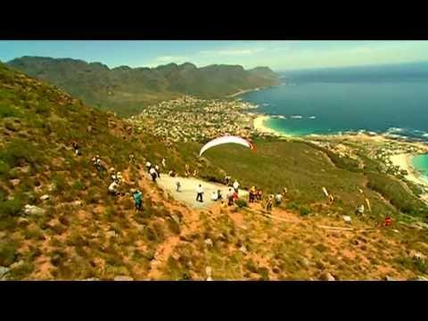 Red Bull Capetown Man - TV Highlights - Unravel Travel TV