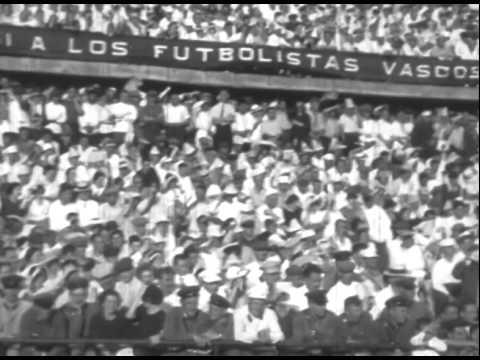 Dinamo Tbilisi - Basque Country (Euskadi) 0-2 1937