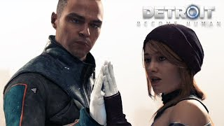 ИТА ЛУБОФФ ► Detroit: Become Human #24