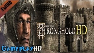 Stronghold HD Gameplay (PC HD)