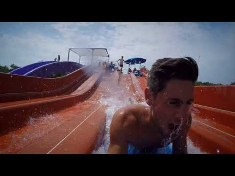 Aquacolors Poreč – the biggest water park in Croatia - PROMO short clip