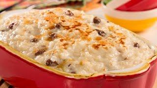 Rice Pudding | Rice Kheer | Dessert Recipe By Atul Kochhar