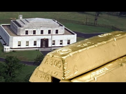 Fort Knox Fun Facts & Conspiracy