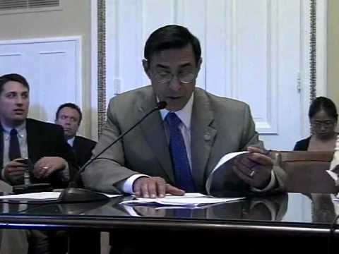 Rules Committee Meeting with Chairman Darrell Issa & Ranking Member Elijah Cummings