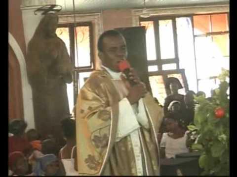 Rev Fr Ejike Mbaka Talk Your Family Is Delivered 4