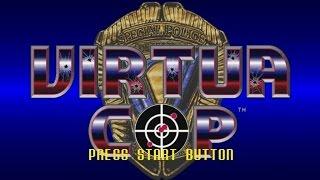 Virtua Cop (Virtua Squad) - Nostalji Kuşağı #1