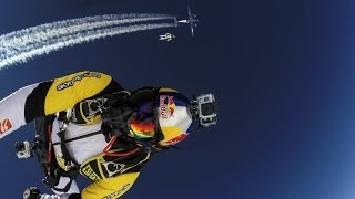SOUL FLYERS: a jaw-dropping jump from an altitude of 10,000 m over Mont-Blanc!
