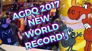 New WORLD RECORD Set at AGDQ 2017! - PVP Live - Speedrun News