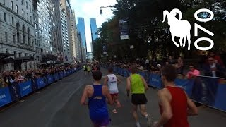 THE 2016 NEW YORK CITY MARATHON
