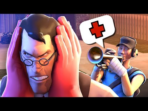 How To Really Play The Medic in TF2