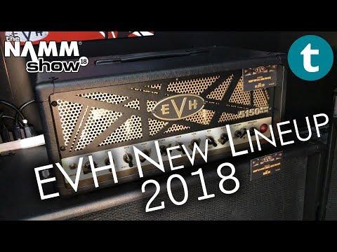 NAMM 2018 | NEW EVH Lineup 2018