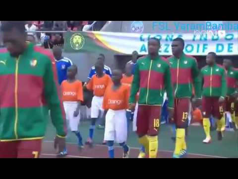 Gambia VS Cameroon (Africa Cup Of Nations Qualifiers 2017)