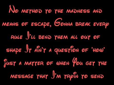 Stand Out  A Goofy Movie Lyrics HD
