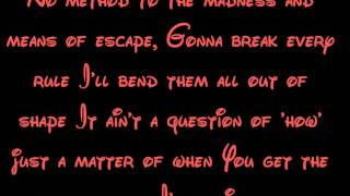 Stand Out - A Goofy Movie Lyrics HD