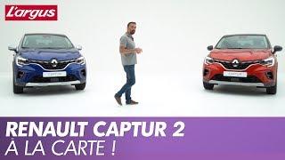 Renault Captur 2 : il se la joue perso !