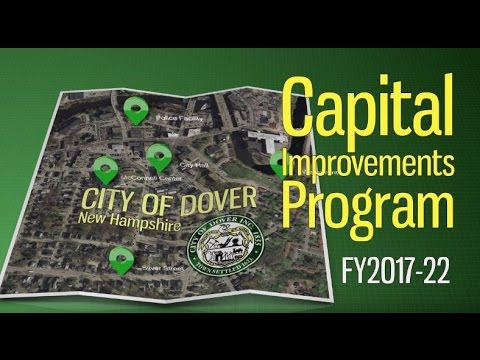 City of Dover, Capital Improvements Program, FY2017-22