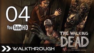 The Walking Dead Season 2 Episode 2: A House Divided - Walkthrough - Part 4 (The Bridge) HD 1080p