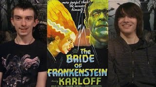 The Bride of Frankenstein Review